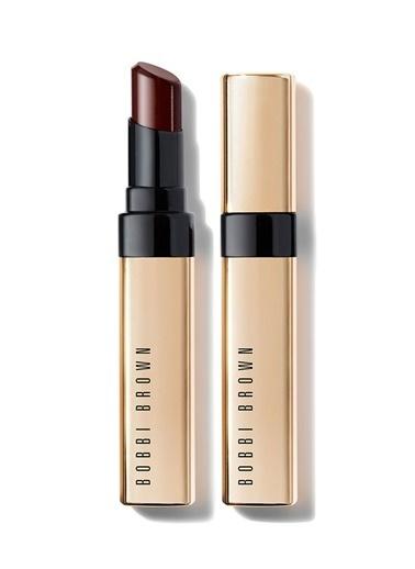 Bobbi Brown Luxe Shine Intense Lipstick Ruj Night Spell Bordo